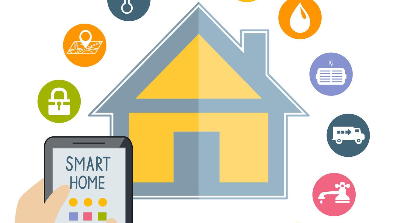 smart home technologie f r mehr wohn und lebensqualit t. Black Bedroom Furniture Sets. Home Design Ideas