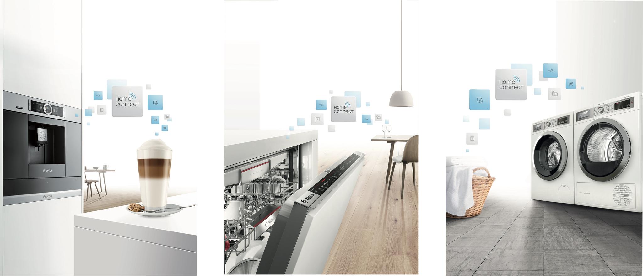 home connect - die zukunft der hausgerätevernetzung im smart home