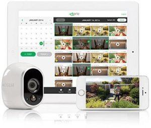 Netgear Arlo Smart Home Kamera