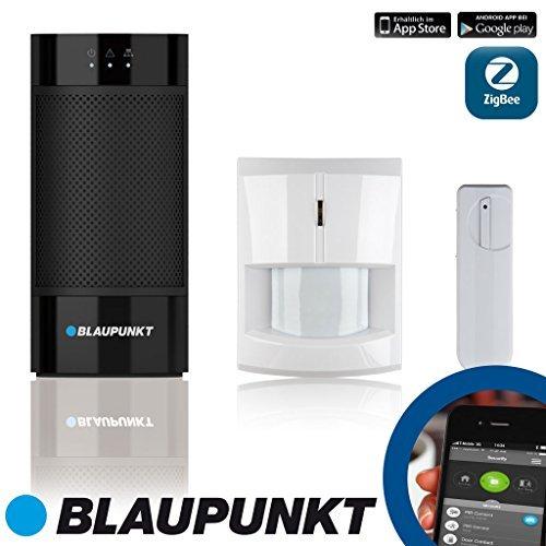 blaupunkt smart home alarmanlage q3000 starter kit im test. Black Bedroom Furniture Sets. Home Design Ideas