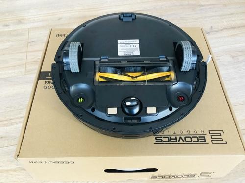 Der Saugroboter ECOVACS DEEBOT 901 Test bei SmartHomeProdukte.de